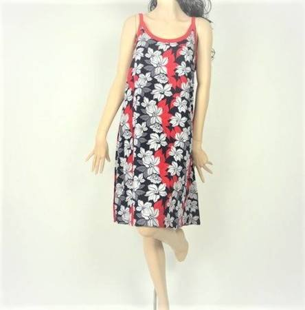 Sukienka Plażowa Bawełna LILIE MARINE L
