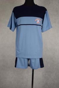 piżama męska BELLO GRAFIT/SZARY S-XXL (44-60)